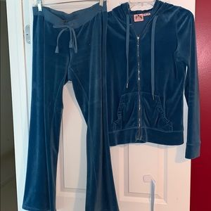 Juicey Couture Track Suit